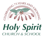 Click here to go to the Holy Spirit Church and School Site